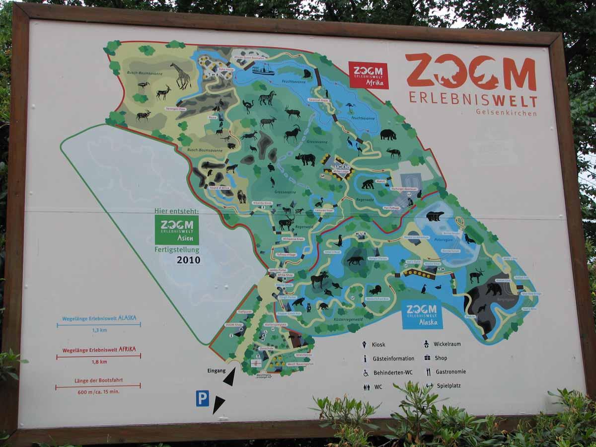 und auf viele weitere Tiere: einfach mal hinfahren! Erwachsene kosten 13,50 Euro. Geöffnet ist immer bis 18.00 Uhr