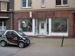 Das Ladenlokal in der Josephstr. 30 in Bochum-Mitte