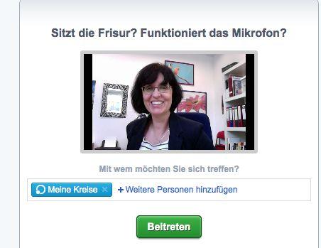 Webcam-Chat mit Fremden