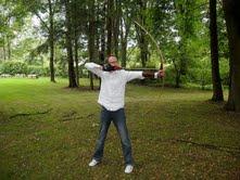 Meditatives Bogenschießen: Über Konzentration zur eigenen Mitte