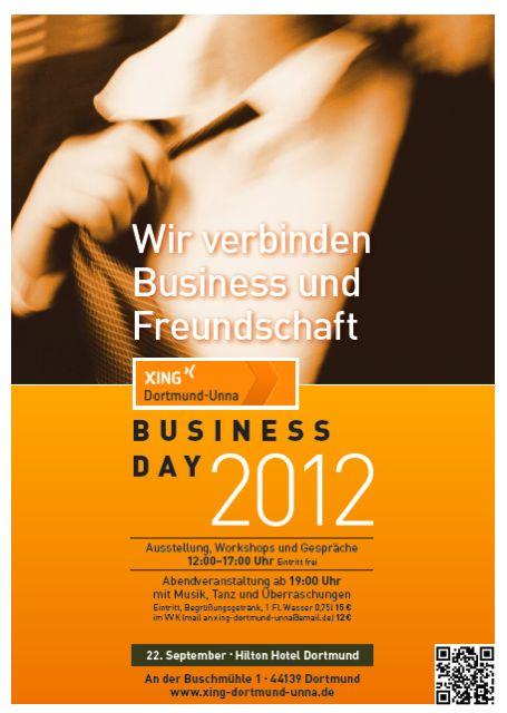 22.09.2012: Business Day im Hilton Hotel in Dortmund – Eintritt frei!