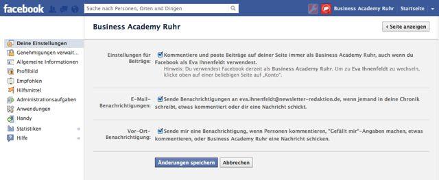 Facebook Fanpage ohne Persönliches Profil – davon ist abzuraten