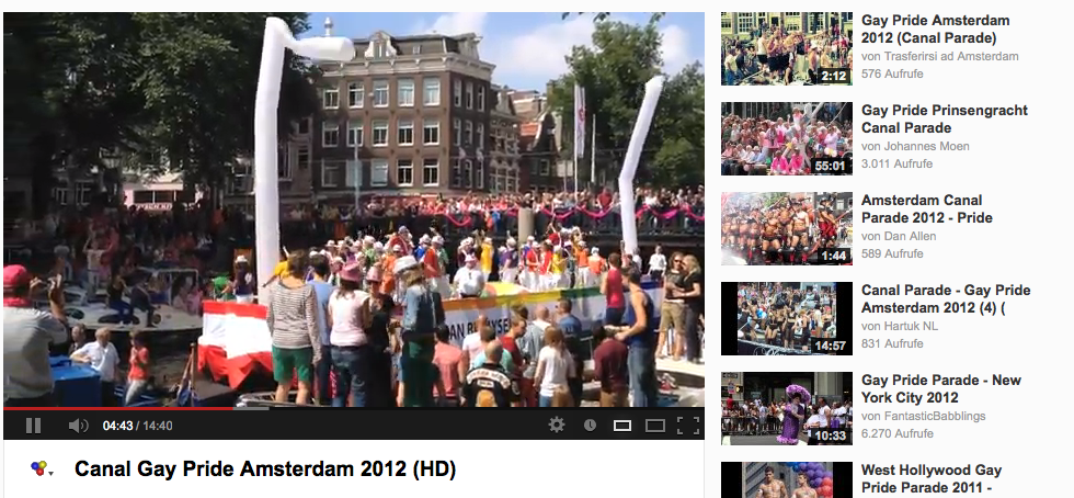 Anti Mobbing: Amsterdam verbannt Rassisten und Schwulenhasser aus der Stadt