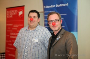 Die Top-Speaker Jens Matheuszik und Achim Hepp