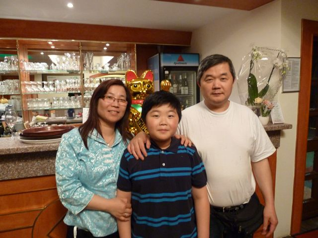 Wo kann man echt chinesisch essen? Im China Restaurant Mulan Bochum! weiß Detlef Schumann