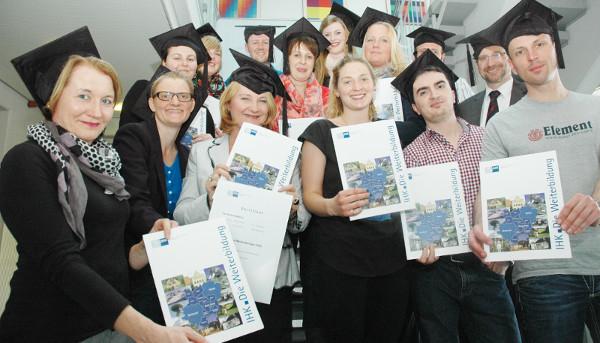 Abschluss Social Media Manager (IHK) Weiterbildung in Dortmund – 16 PR- und Marketing Experten erarbeiteten Strategie