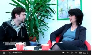 Interview Tom Aslan und Eva Ihnenfeldt