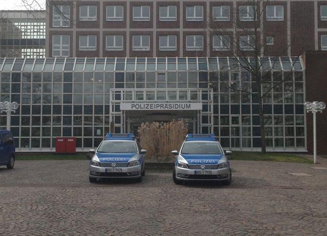 Hausdurchsuchungen: Interview mit Wolfgang Wieland, Pressestelle Polizei Dortmund