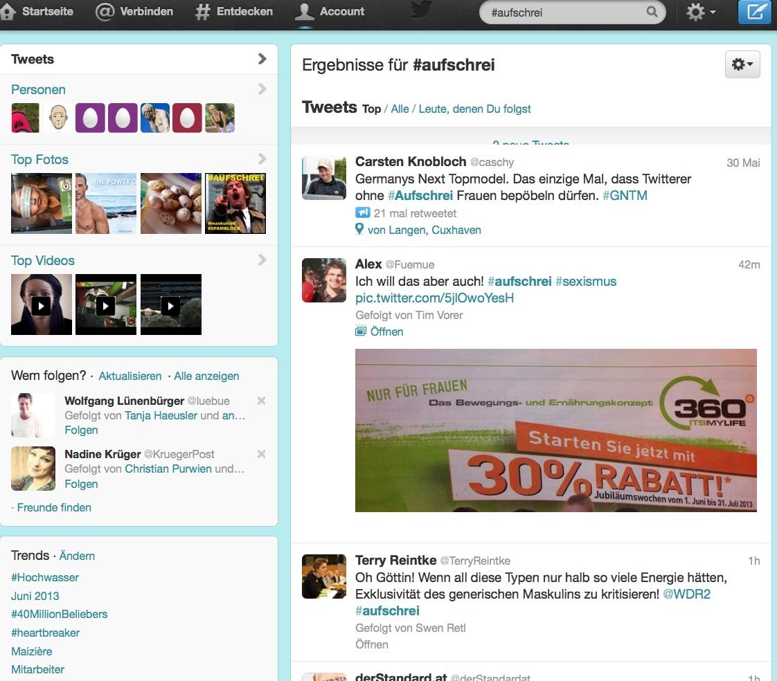 Social Media Lexikon: Definition Hashtag