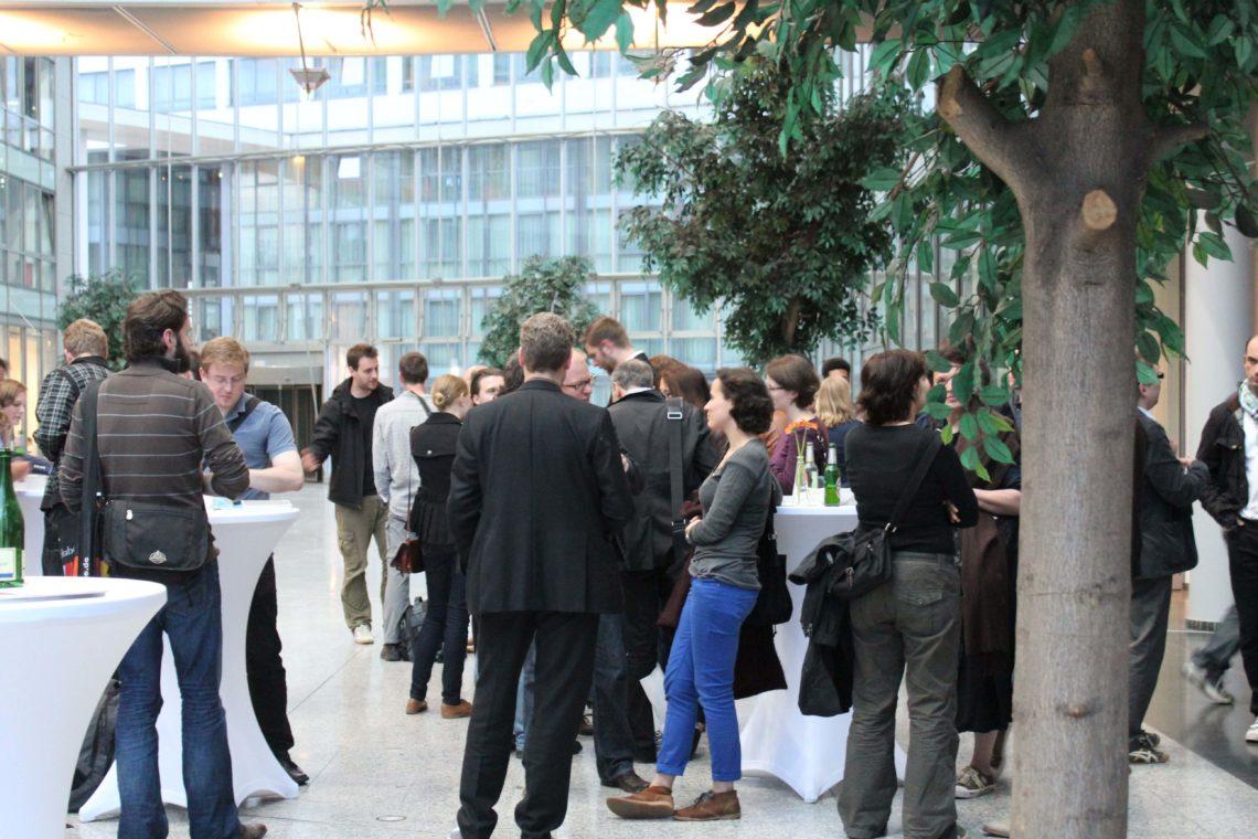 """""""BarCamp light"""": Das K-Camp der Kunstsammlung NRW am 24.10.13 in Düsseldorf"""