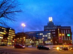 Der  11. Venture Capital Roundtable Dortmund - 2014 im RWE Zentrum in Dortmunder U