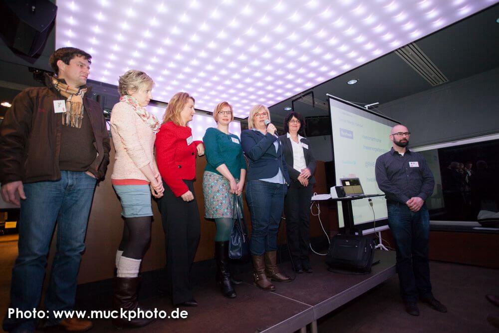 Dirk Jakobs, Katharina Kipp, Marie Huchthausen, Christina Quast, Christine Wollny-Riemann und Kai Bünseler - danke Euch!