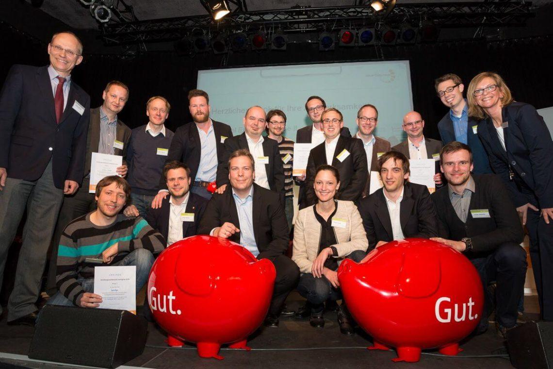 Existenzgründer Businessplan Wettbewerb Start2Grow prämiert 10 Sieger