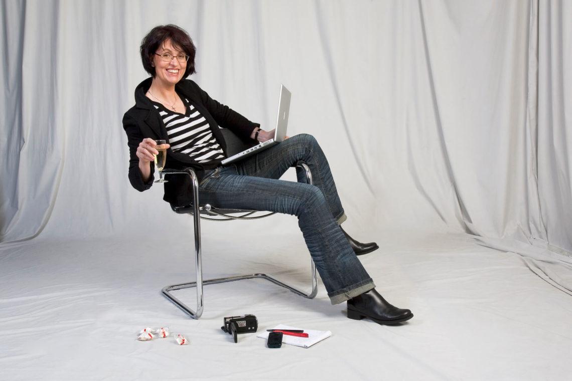 Wie Eva Ihnenfeldt beim Social Media Workshop einen Aufruhr auslöste…