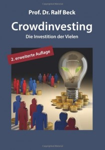 Prof. Ralf Beck Buch Crowdinvesting