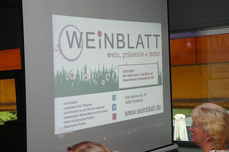 """Vorbildlich und mit Social Media erfolgreich: Das """"Weinblatt"""" in Dortmund - ein lokaler Händler beweist, dass es sich lohnt!"""
