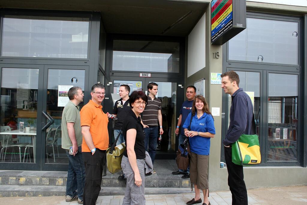 Mein erstes BarCamp im August 2009 in Essen. Ich war einfach hin und weg - zu Recht!