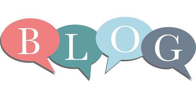 Blogs sind wichtig! Quelle pixabay - nemo