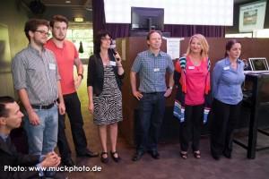 Ab September gibt es dann zwei Unternehmen! Die Business Academy Ruhr - und die SteadyNews Social Media Agentur