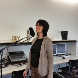 """Eva Ihnenfeldt und ihr """"Mini-Podcast"""" – von der Idee über das Konzept bis zur Umsetzung"""