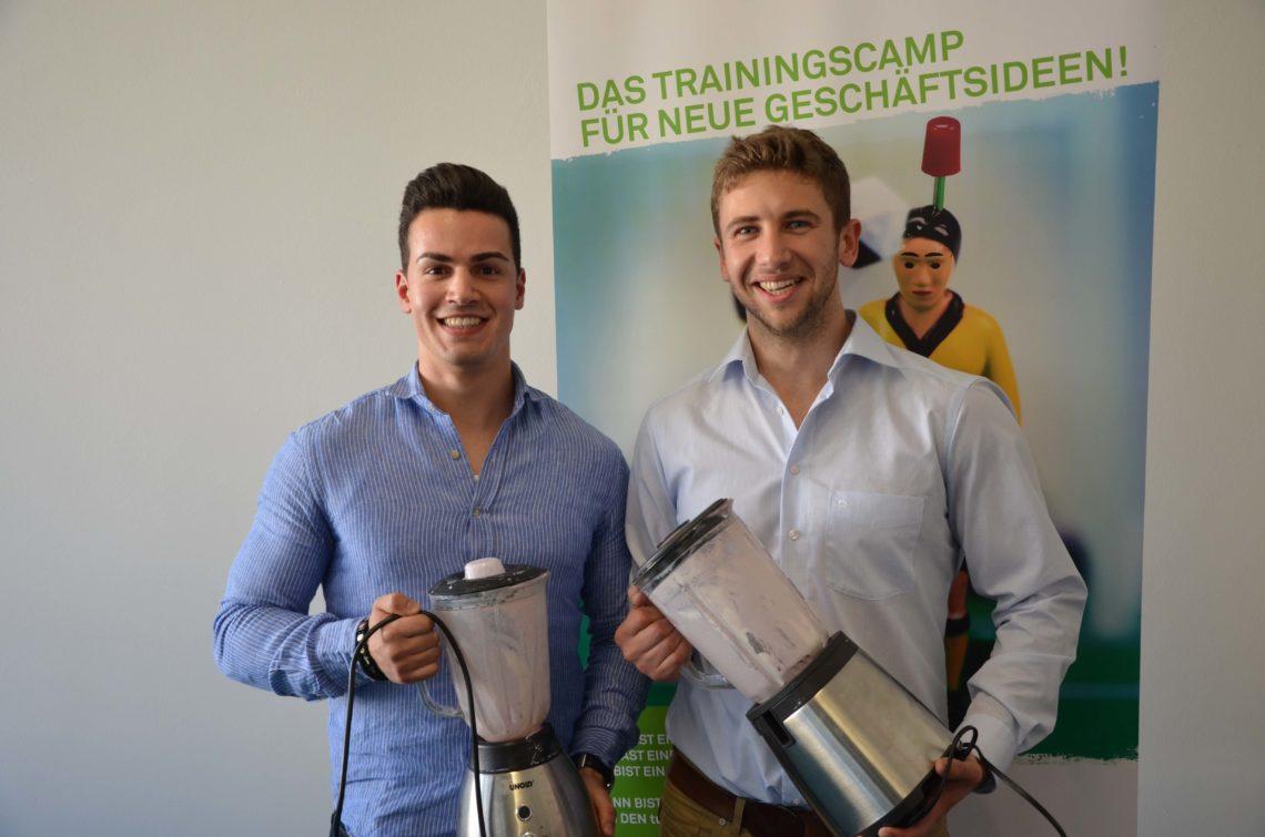 Existenzgründer-Studenten aufgepasst: Ab 18.9.14 startet in Dortmund das neue Programm
