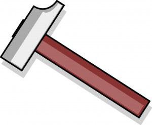 Quelle pixabay/nemo - Hammer