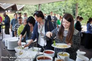 Sicher wird wieder gegrillt im Westfalenpark - die Muto-Gastronomie lässt sich zu jeder BarSession etwas Schönes einfallen