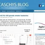Caschys_Blog