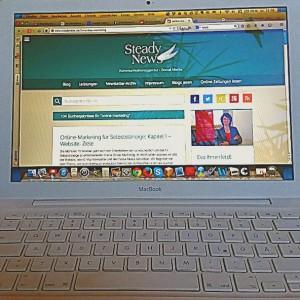 Homepage oder Blog? Oder Beides?