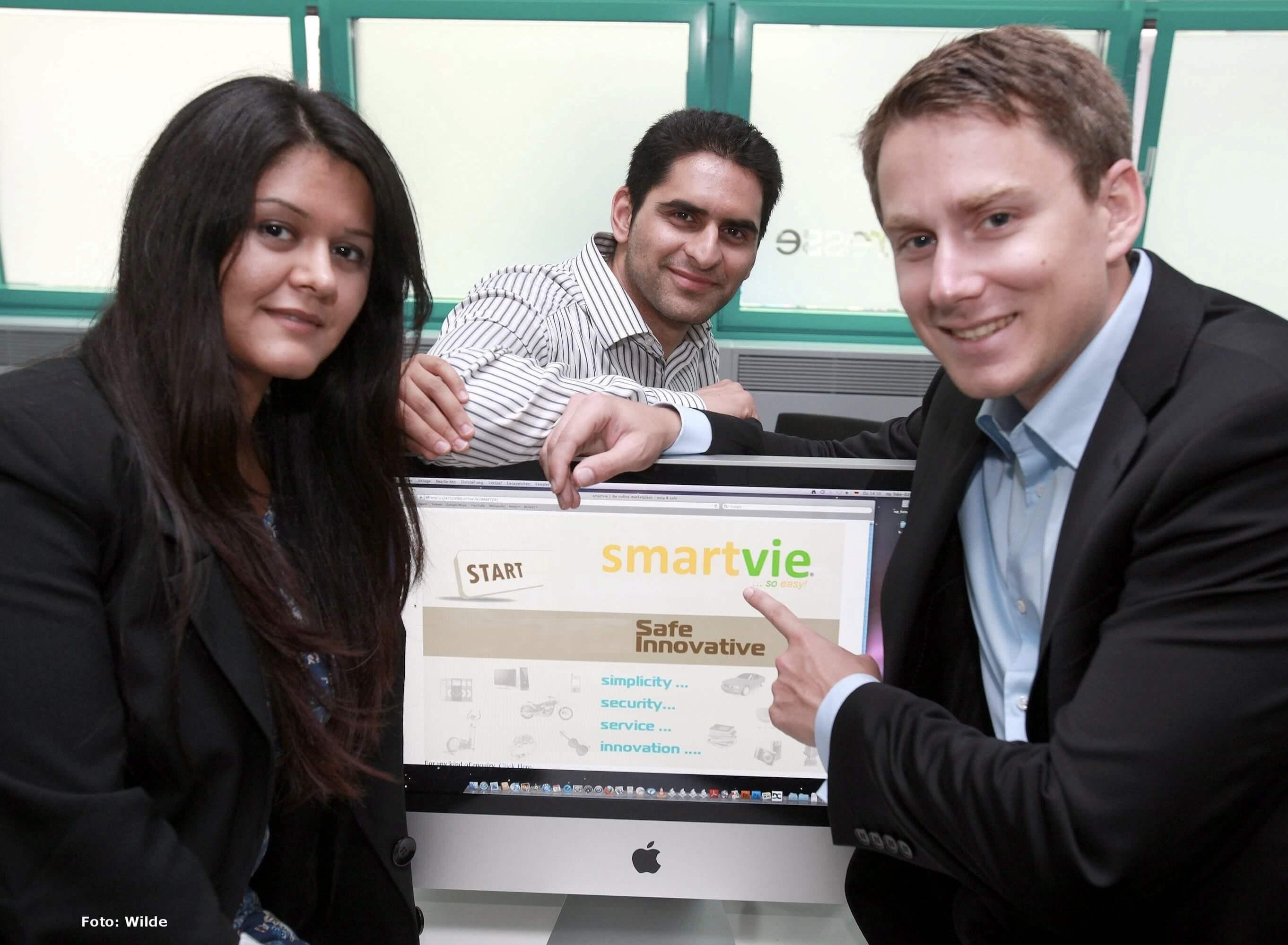 Dortmunder Online Marktplatz smartvie startet Crowdfunding Initiative