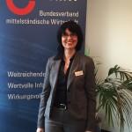Eva Ihnenfeldt, BVMW-Beauftragte für die Region Dortmund