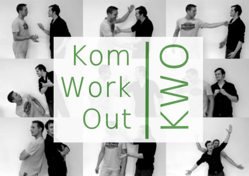 KommWorkout im Work Inn: Kommunikation sportlich trainieren