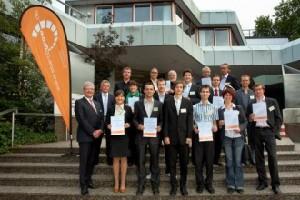 Gruppenfoto bei Start2Grow - wie sehr mir die Wirtschaftsförderung Dortmund schon geschäftlich geholfen hat!