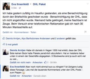 DHL_Facebook_Beschwerde