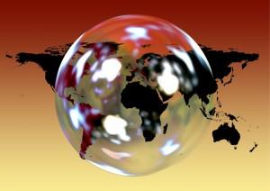 Ohne Filterblase geht es nicht...Quelle: Pixabay_geralt