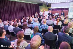 BarSession-Gäste: wie immer mit 120 Teilnehmern komplett ausgebucht im Daddy Blatzheim