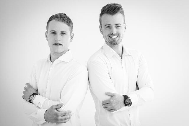 Dennis und Wieland - Gründer von Experiencr