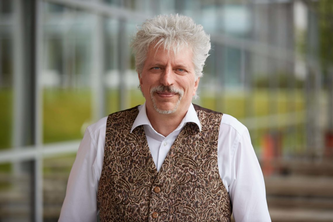 Crowdinvesting und Geldwerk1: Prof. Dr. Ralf Beck erläutert das Prinzip