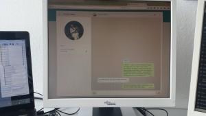 WhatApp Web Desktop Anleitung