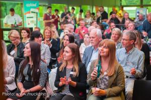 Wie immer ausverkauft: 120 Gäste auf der BarSession im Dortmunder Westfalenpark