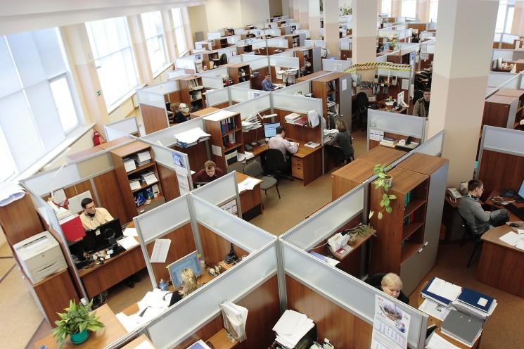 Die Digitalisierung der Arbeit