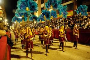EIne Parade
