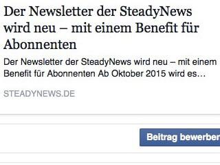 Ziele für die Facebook-Fanpage: #fbziele auch ohne Facebook-Werbung?