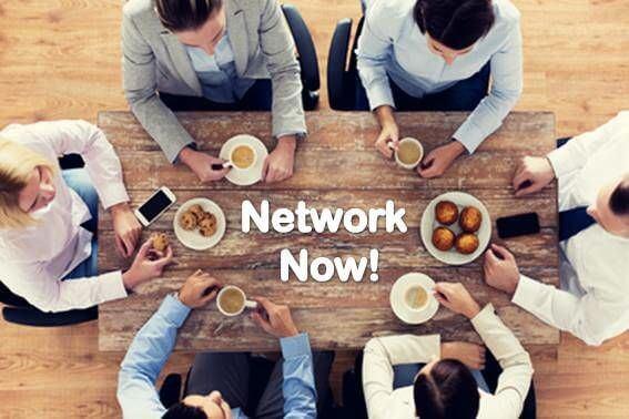 """Wie wichtig ist """"Netzwerken"""" für den Erfolg von StartUps? Network Now!"""