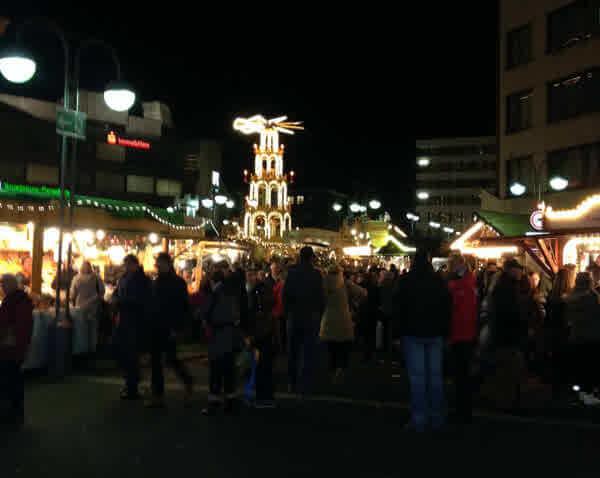 Astrid Witalinski Bochum : Wo Weihnachtsmärkte öffnen haben Taschendiebe Hochsaison