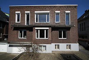 Der Sitz der Kanzlei Westfalenpatent in Dortmund.