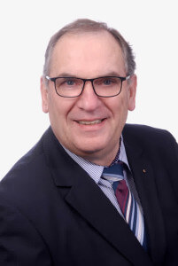 Hubertus Ebbers, Geschäftsführer des Technologie- und Gründerzentrums Kamen