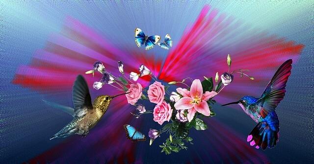 Leben wie die Lilien auf dem Felde und die Vöglein unter dem Himmel?