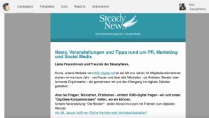 Mailchimp-SteadyNews