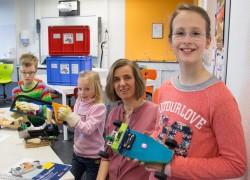 Wenn eine Wirtschaftsförderung YouTube-Technik-Tutorials für Kinder unterstützt